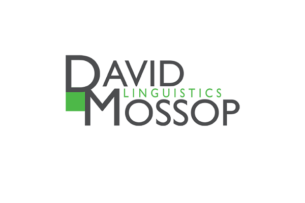 David Mossop Linguistics