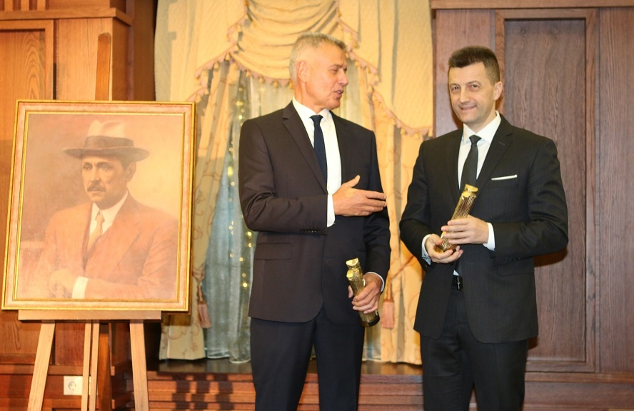 UBB's Chief Executive Officer Awarded a Burov Prize