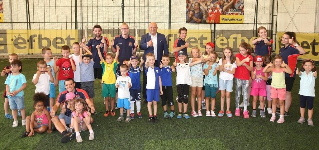 Free Football Training Day at SOFIA TECH PARK