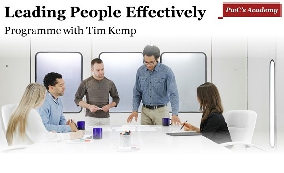 PwC's Academy: Leading People Effectively