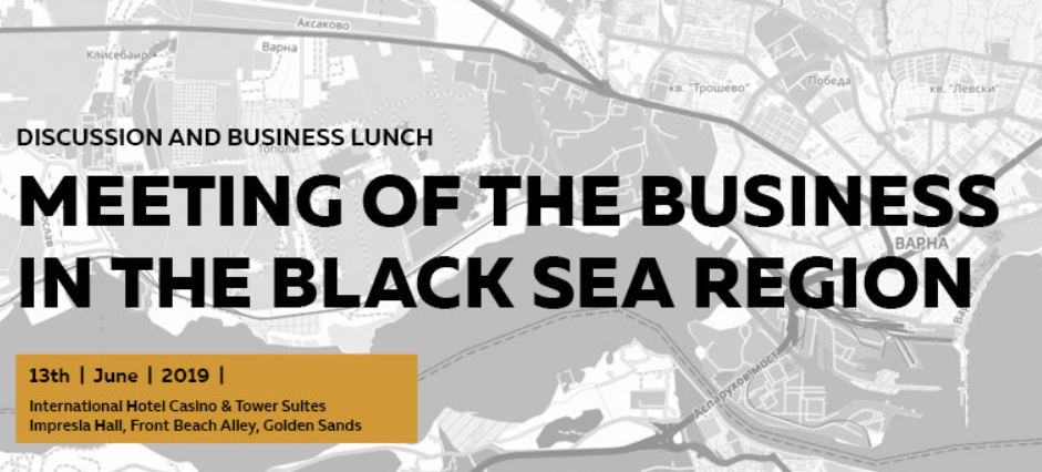 Meeting of the Business in the Black Sea Region