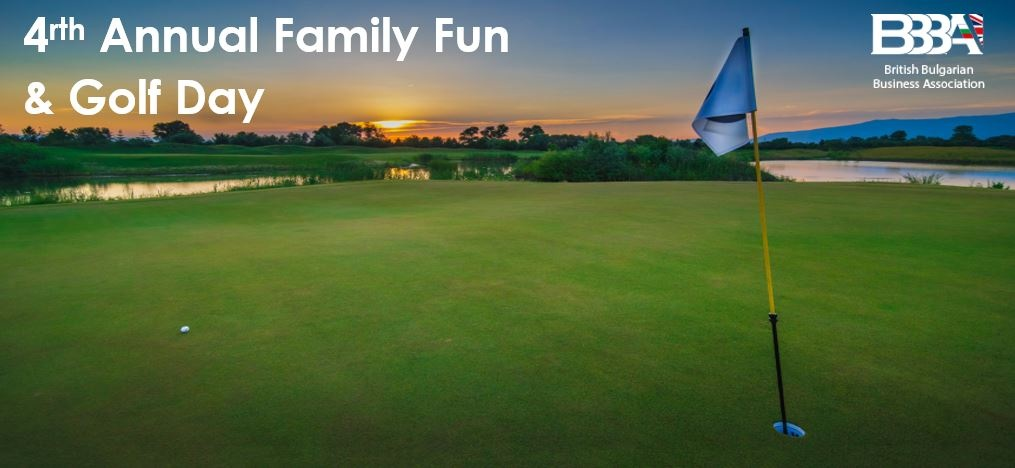Fourth Annual BBBA Family Fun & Golf Day