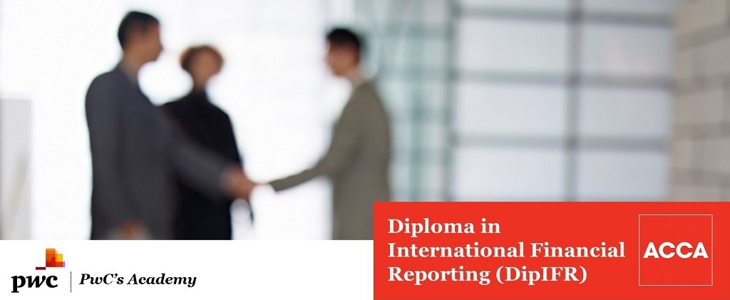 PwC - ACCA Diploma in IFRS (DipIFR) Face-to-Face Preparation Course
