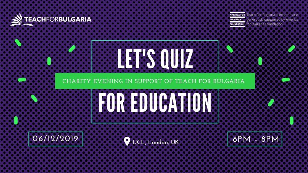 Let's Quiz London!