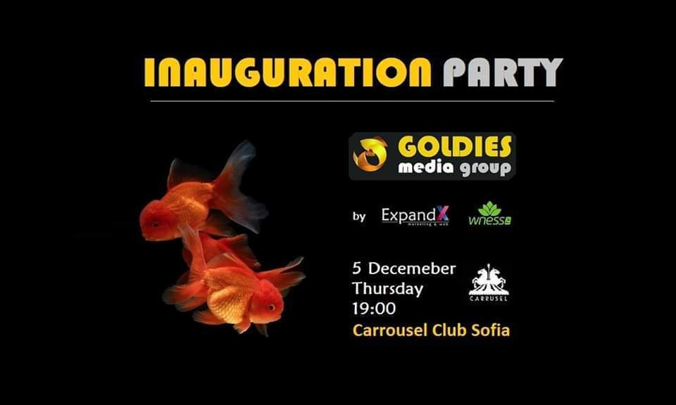 Inauguration Party by Goldies Media Group