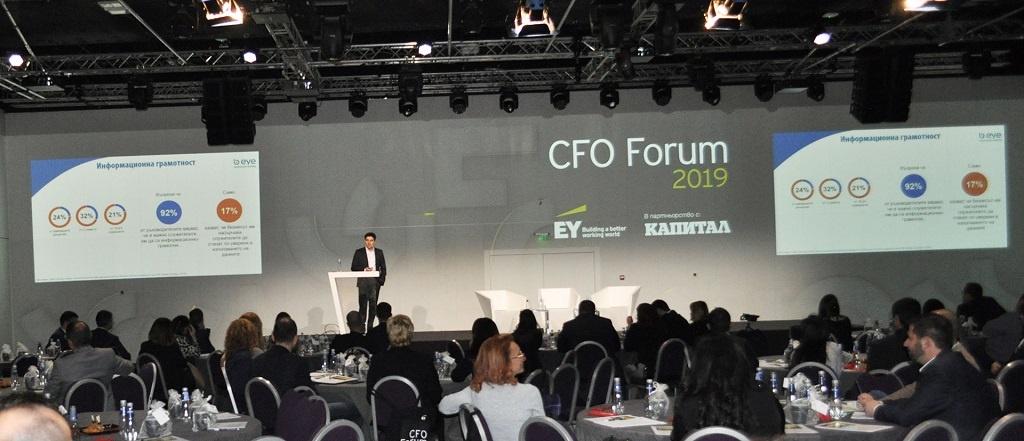 B EYE at CFO Forum 2019