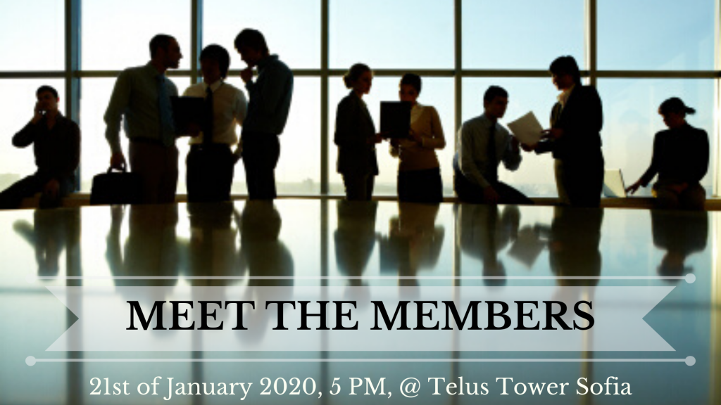 BBBA Meet the Members January