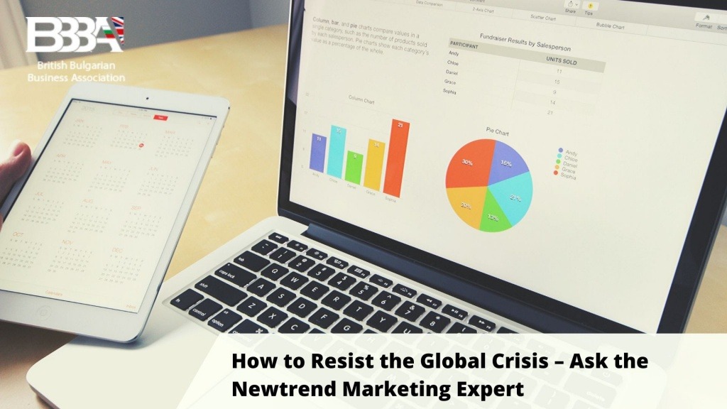 Business Clinic: How to Resist the Global Crisis - Ask the Newtrend Marketing Expert