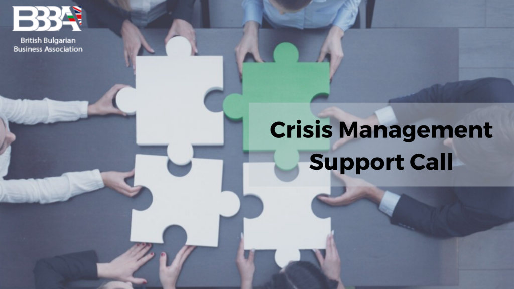 Crisis Management Support Call