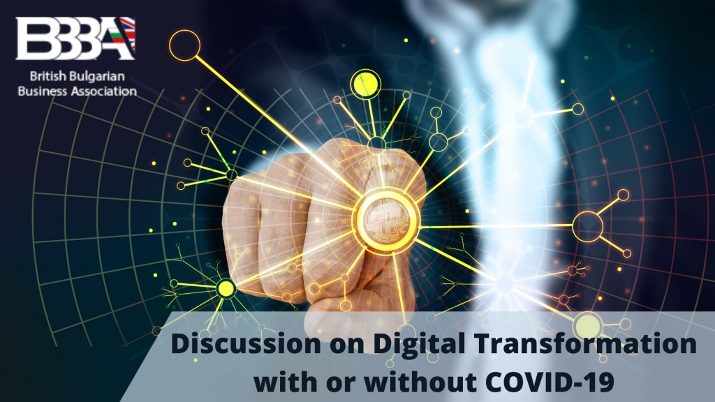 Discussion on Digital Transformation with or without COVID-19