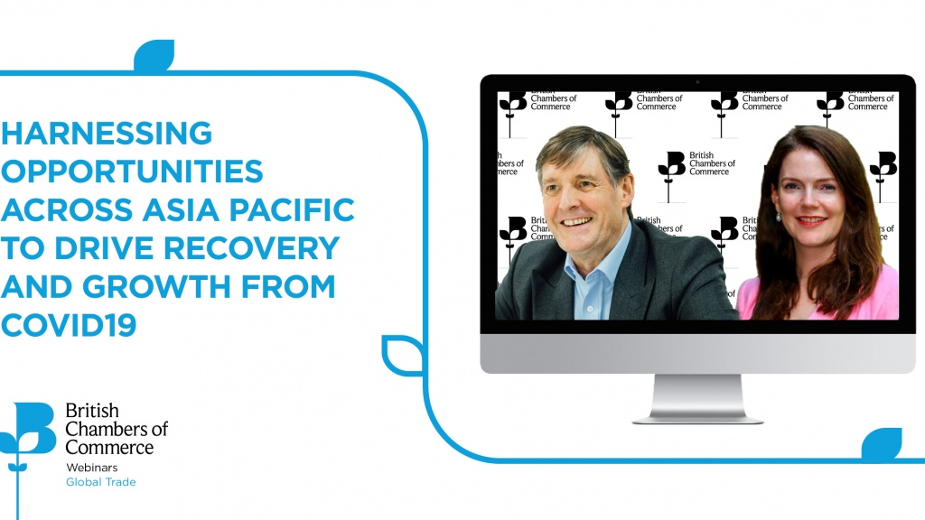 BCC Webinar: Harnessing Opportunities Across Asia Pacific to Drive Recovery and Growth from Coronavirus