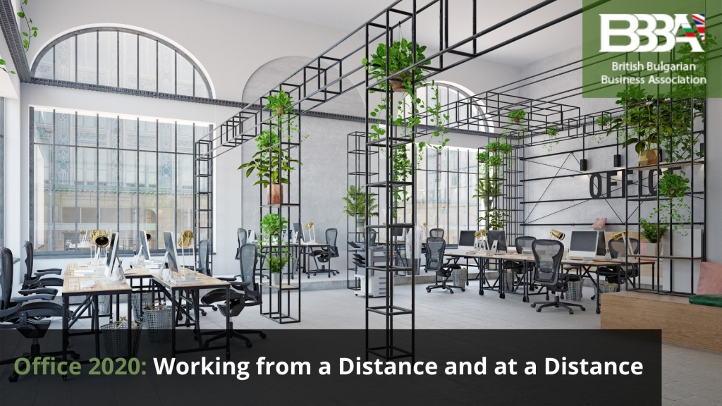 WEBINAR INVITATION: Office 2020: Working from a Distance and at a Distance