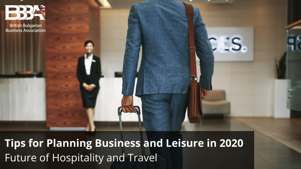 WEBINAR INVITATION: Tips for Planning Business and Leisure in 2020