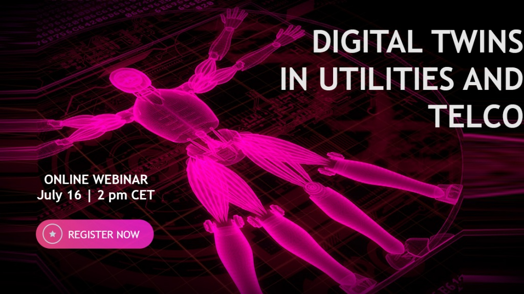 Sappience & Microsoft:  Empower the Value Chain by Adopting Digital Twins Technology in Utilities & Telco