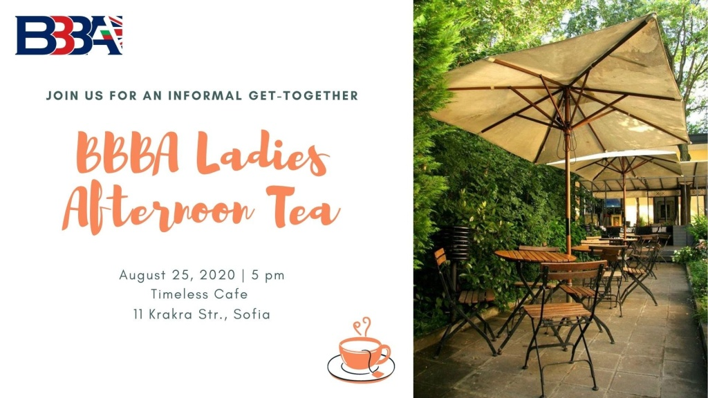 BBBA Ladies' Afternoon Tea