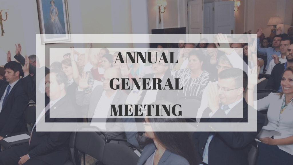 BBBA Annual General Meeting