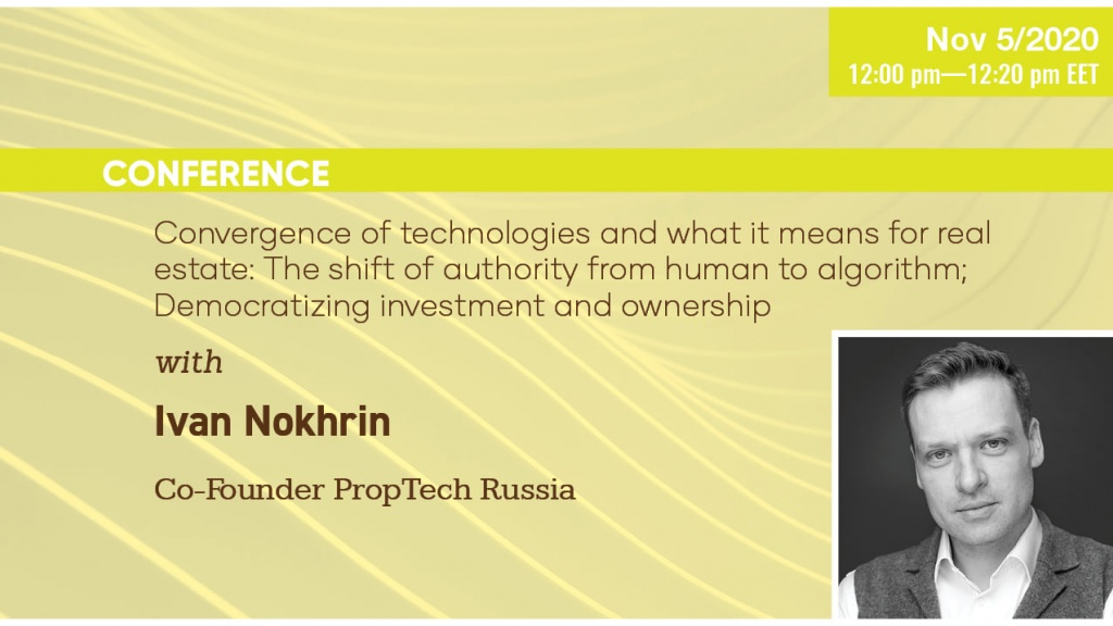 PropTech Bulgaria: Ivan Nokhrin