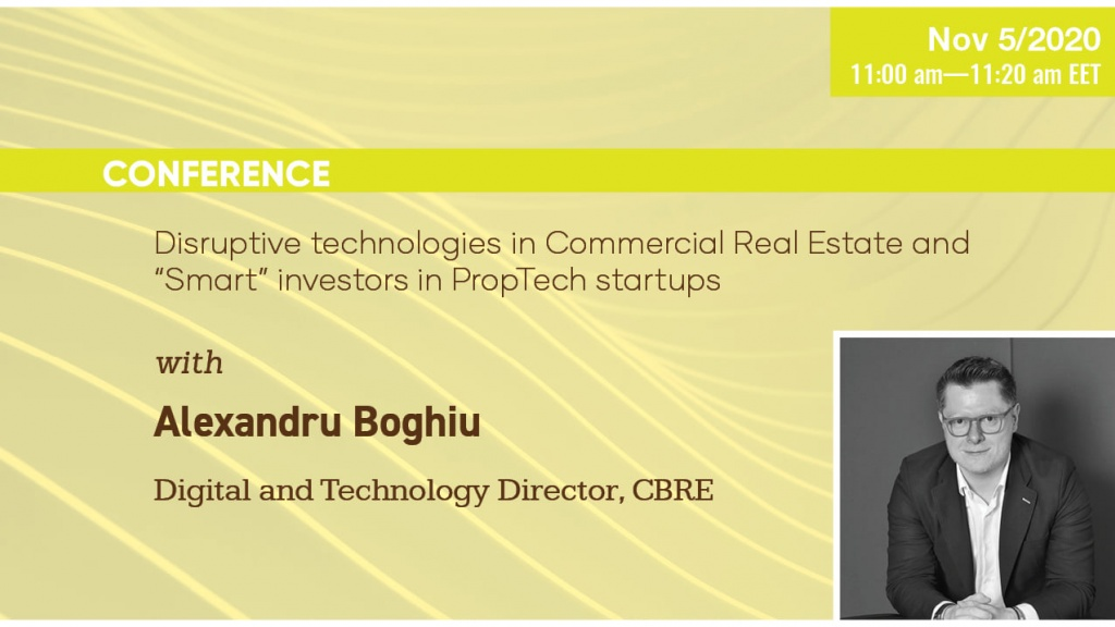PropTech Bulgaria:  Alexandru Boghiu