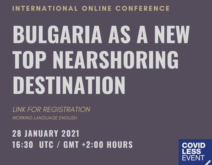 Bulgaria as a Top Nearshoring Destination