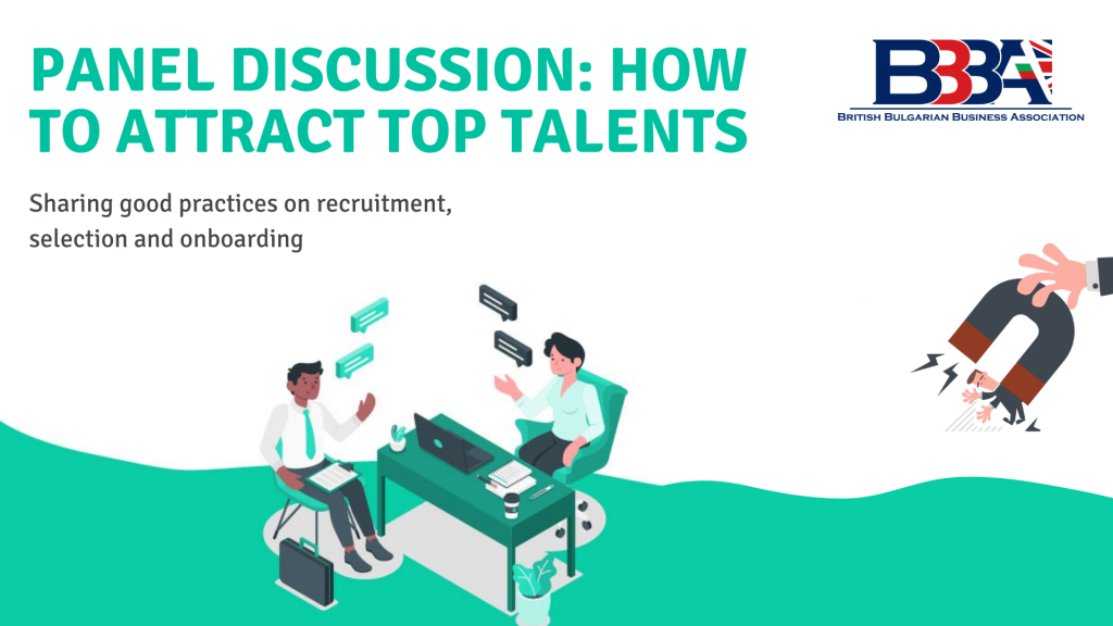 Panel Discussion: How to Attract Top Talents