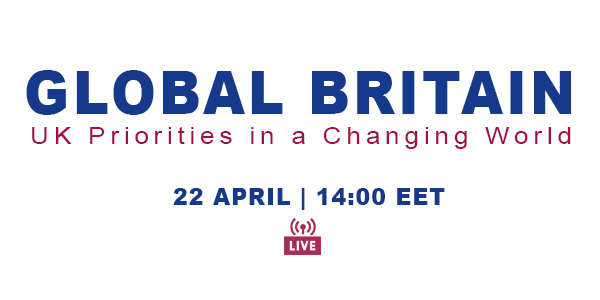 The Atlantic Club: Global Britain: UK Priorities in a Changing World