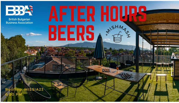 LIVE EVENT: BBBA After Hours Beers