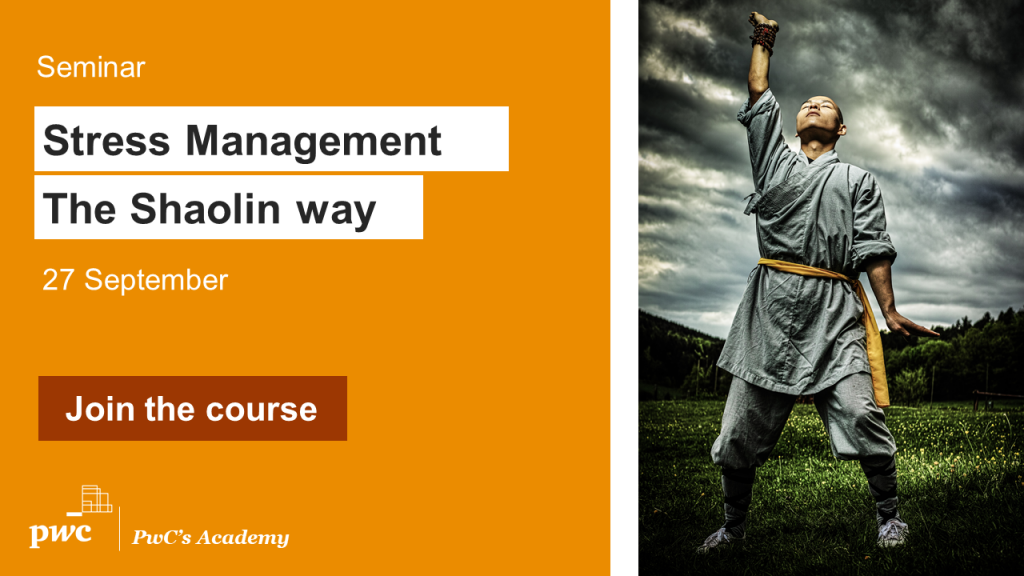 """PwC's Academy Bulgaria Course """"Stress Management"""" Reveals Effective Techniques for Coping with Stress"""