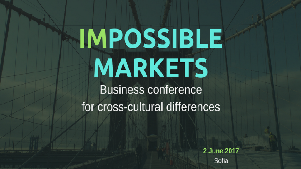Impossible Markets 2017: OVERCOMING CROSS-INDUSTRIAL CHALLENGES