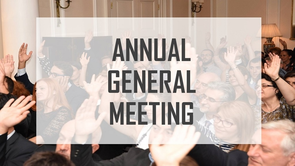 BBBA Annual General Meeting 2017
