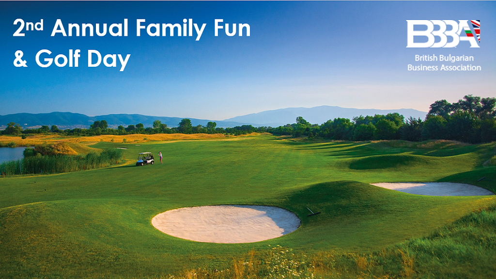 Second Annual BBBA Family Fun & Golf Day