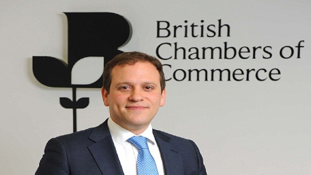 Message from Dr. Adam Marshall, British Chambers of Commerce, on Brexit