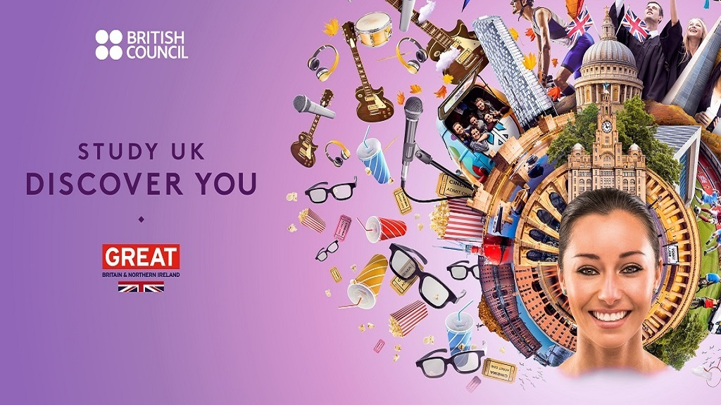 Study UK Education Fair