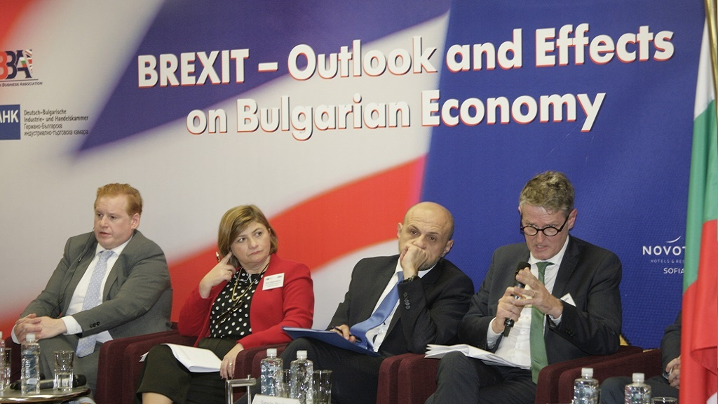 Brexit - Outlook and Effects on the Bulgarian Economy