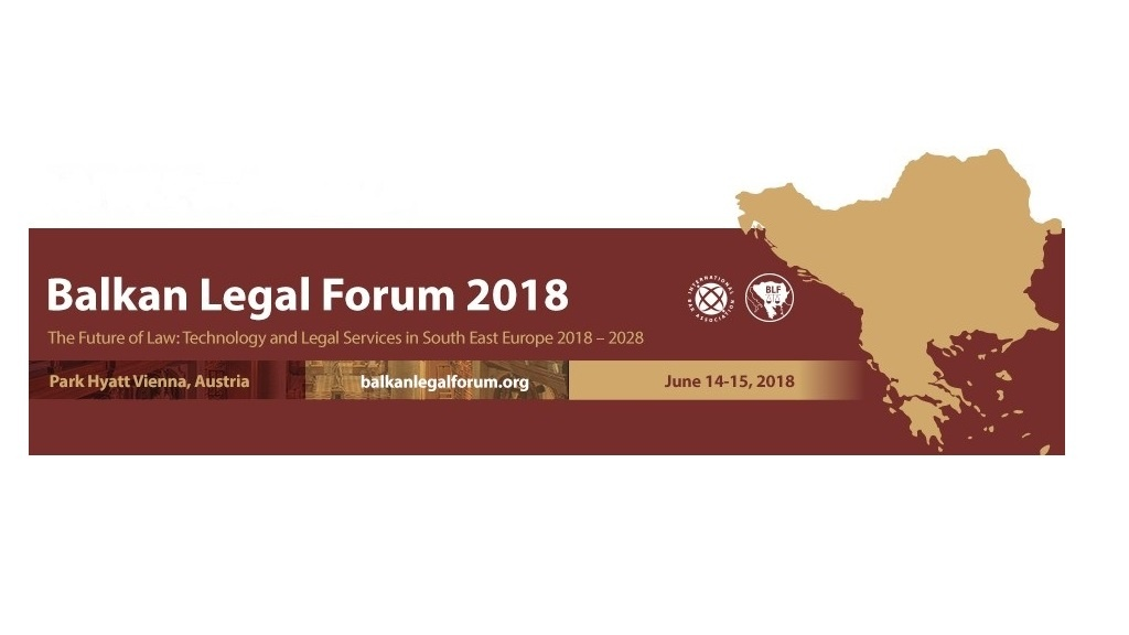 Balkan Legal Forum 2018
