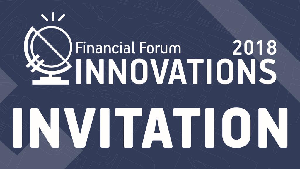 Financial Forum Innovations 2018