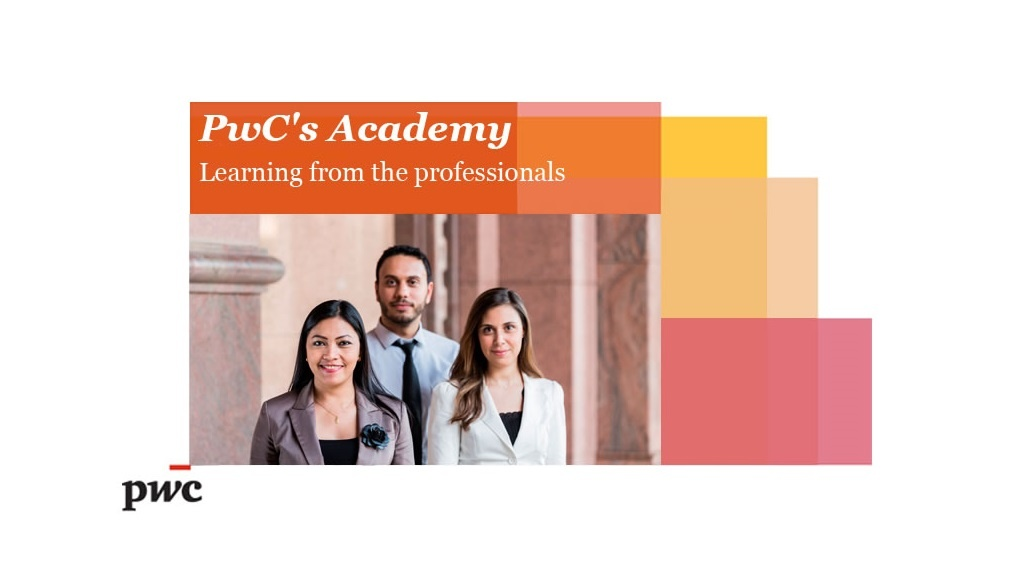 Presenting with Impact - Workshop at PwC's Academy