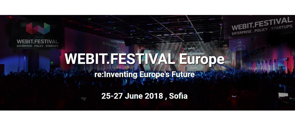 Webit Festival: Europe