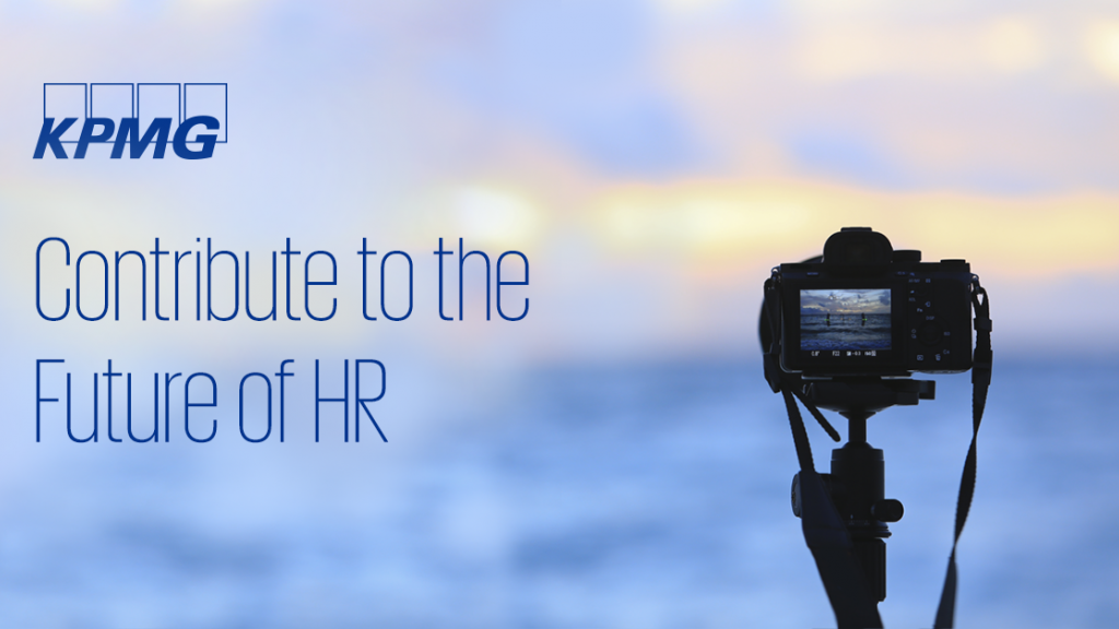 Calling for HR leaders to contribute to the Future of HR Global Survey