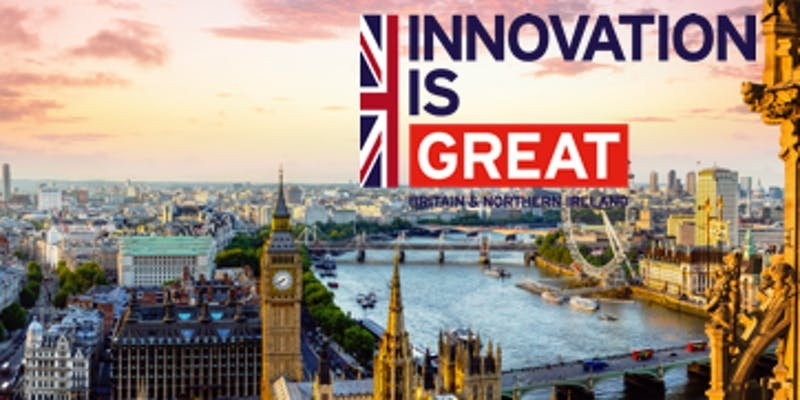 2018 DIT InsurTech Mission to Insurance 3.0 in London