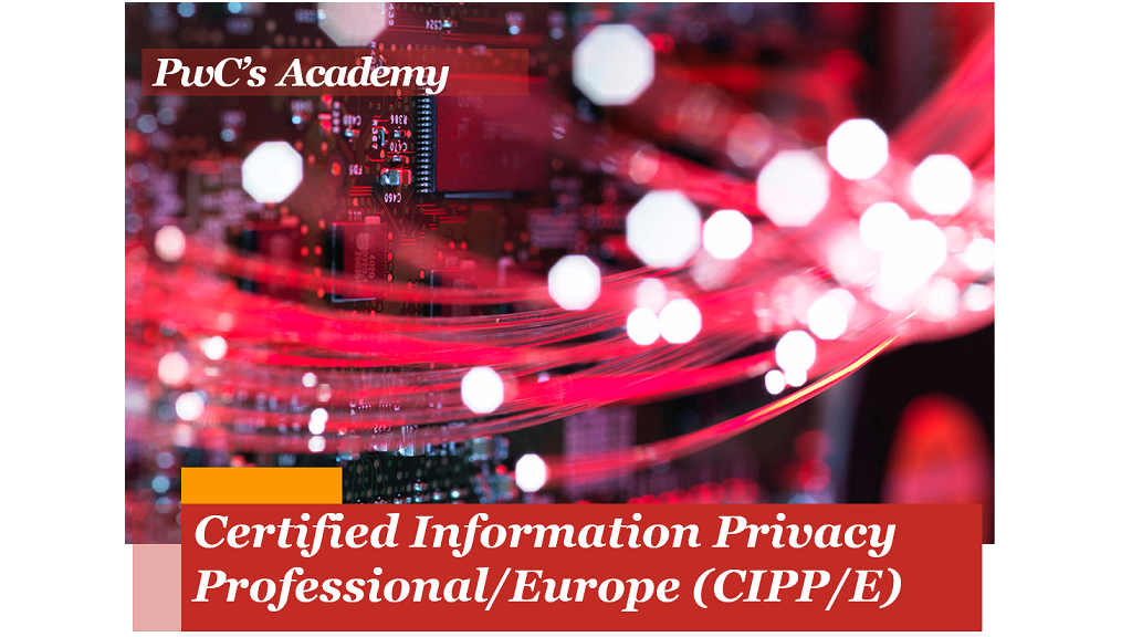 PwC's Academy: CIPP Preparation Course