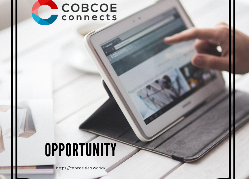 Opportunities of the week - COBCOE Connects